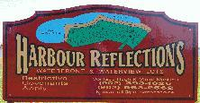 Harbour Reflections Logo
